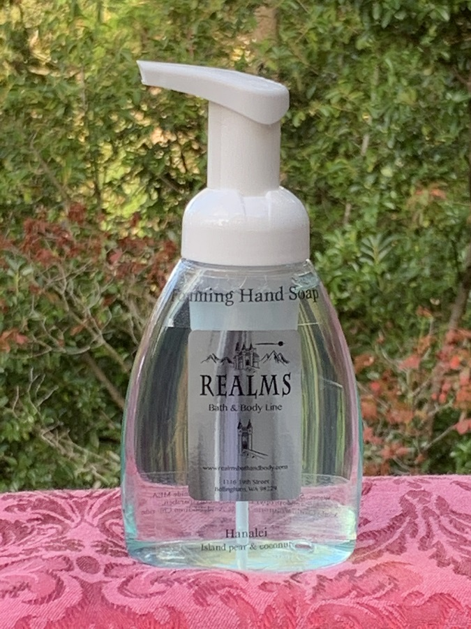 Hanalei foaming hand soap