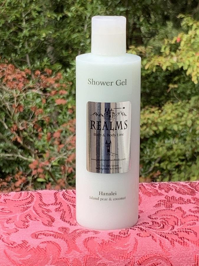 Hanalei shower gel