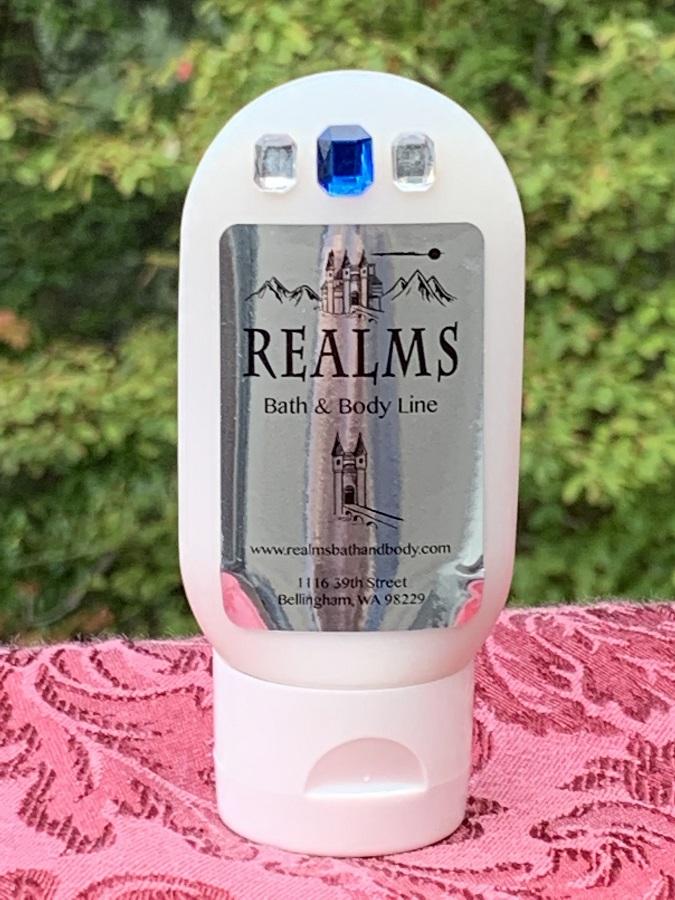 Kashmir mini lotion