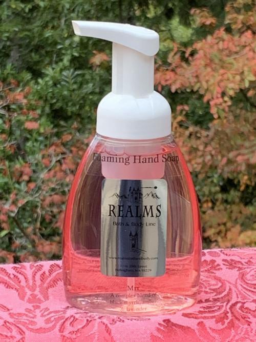 Mrr foaming hand soap