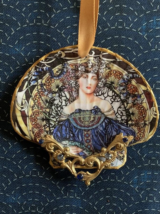 Ornament Art Nouveau