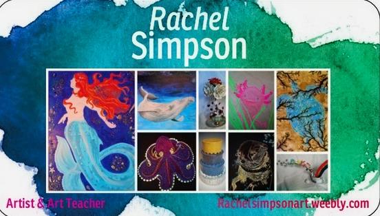 Rachel's Whimsical Art - Rachel Simpson