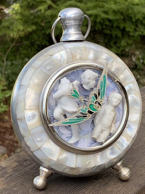 clock assemblage