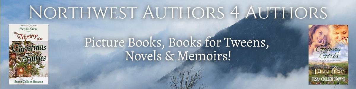 Northwest Authors 4 Authors