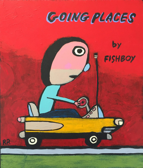 Going places Book Cover